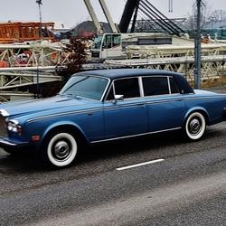 Oldtimer- Rolls Royce