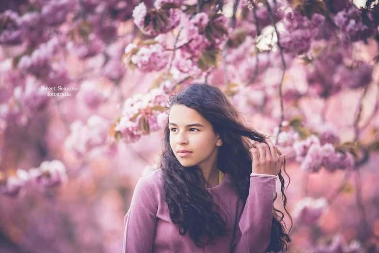 Pink spring -