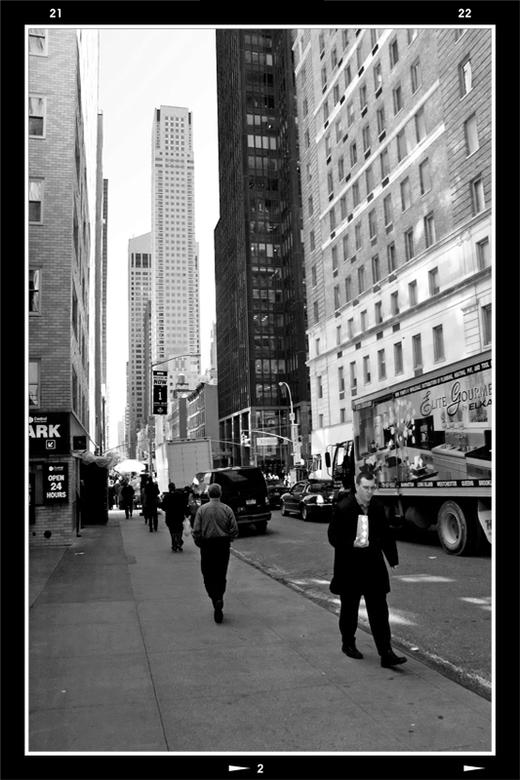 NY skyline - Door de vele hoge gebouwen in NY is het, ondanks dat de stad op een matrix is gebasseerd, toch nog vaak lastig oriënteren. Dus een goede