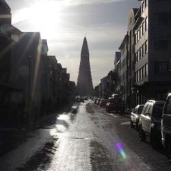 Sólfar, Reykjavik.