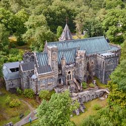 St. Cannon's Kirk, Highlands, Scotland