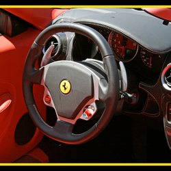 Ferrari in Monaco