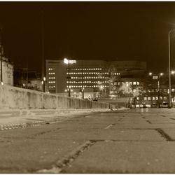 Stationsplein in Groningen