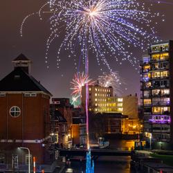 Vuurwerk Groningen
