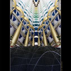 Emiraten 20 Burj