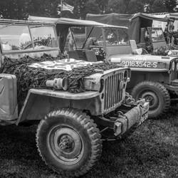 tweede wereldoorlgse jeeps