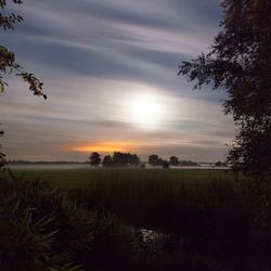 Nacht in Friesland