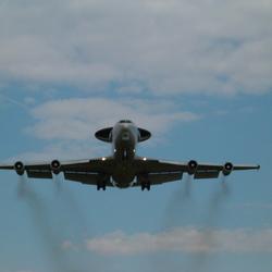 AWACS E-3 Sentry