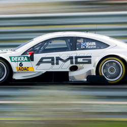 Mercedes AMG DTM race zandvoort