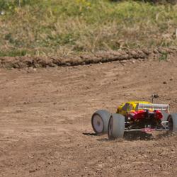 Model car race