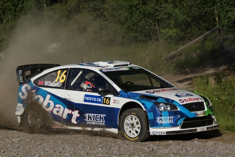 Wilson WRC Finland 2008
