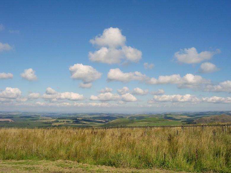 Schotse laaglanden - Nog een van Schotland en wel bij de grens van Engeland en Schotland.<br /> <br /> Waar kan ik niet aanwijzen.<br /> <br /> gr