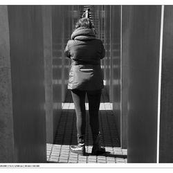 Berlin - Holocaust Denkmal - 2