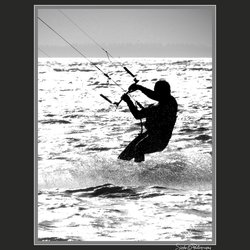 Kite surfing 10