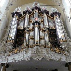 P1040619 Dordrecht Grote Kerk Kamorgel 1671  23okt 2018