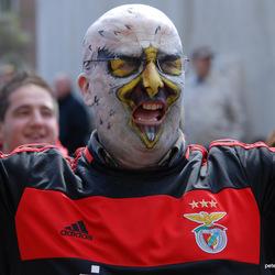 De adelaar van Benfica