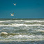 ontstuimige zee