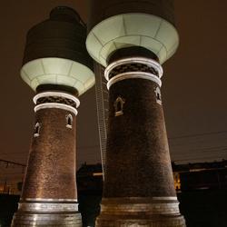 Watertorens van Antwerpen