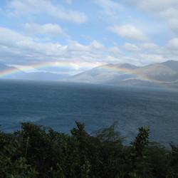 regenboog Nieuw-Zeeland