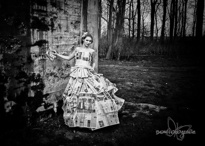 newspaper prom