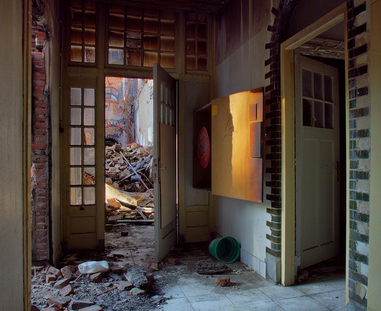 """Sanatorium Erica 4/4 - Dit is de laatste foto uit deze serie.<br /> De hele serie kun je bekijken via deze link: <a href=""""http://www.mijnalbum.nl/Alb"""