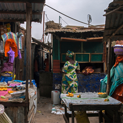 Brikema in Gambia