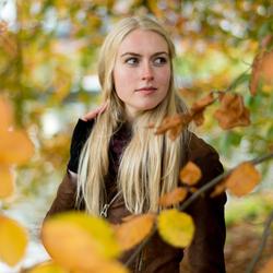 iris ..herfst
