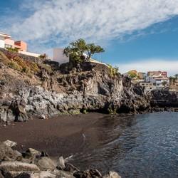 Tenerife - privéstrandje aan de westkust