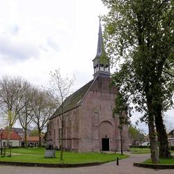 Nederland R.K. St.-Willibrorduskerk  Oldemarkt