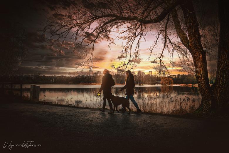 Walk in nature -
