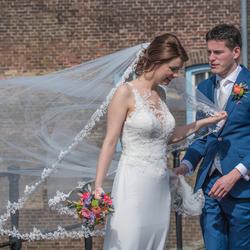 bruidspaar instawalk breda