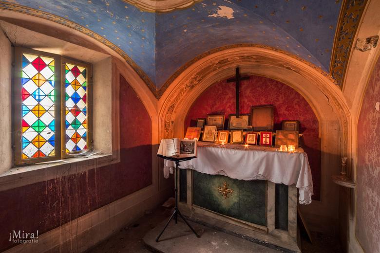 Kasteel Kapel