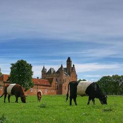 Lakenvelderrunderen bij kasteel Doornenburg
