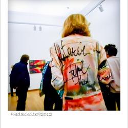 Stedelijk Amsterdam met Henk