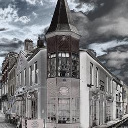Retro postcard Cork