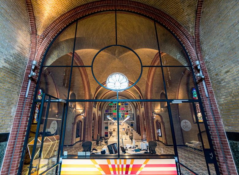 Haarlem 8 - Ook in de voormalige kapel