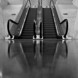 Station Luik zwart/wit 2