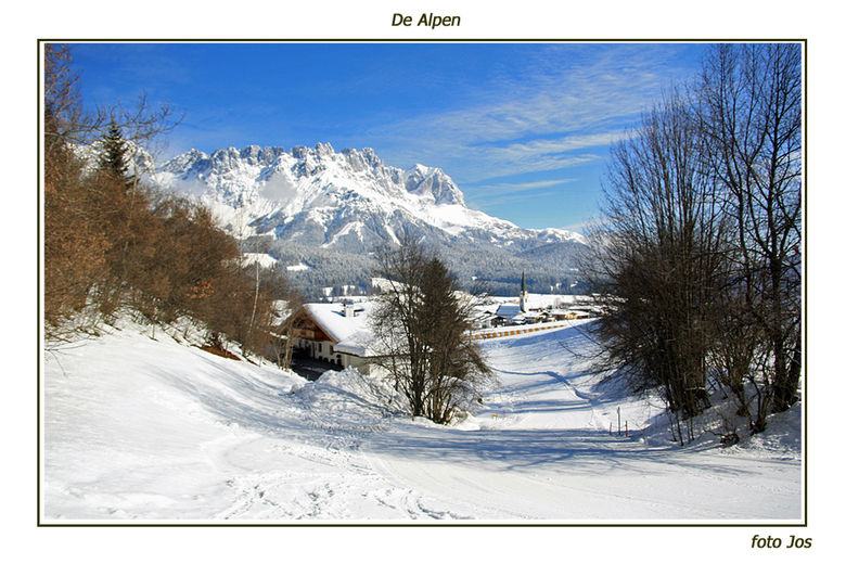 Heimwee... - Deze foto is van vorig jaar. Als ik deze weer zie krijg ik wel erg veel zin om weer te gaan skiën. Nog een paar weekjes geduld.... Ieder