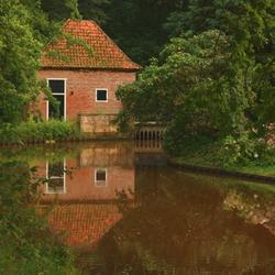 Watermolenhuisje op Herinckhave
