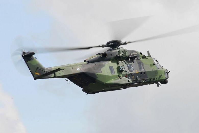 TTH-90 - Finse 'leger' uitvoering van de NH-90