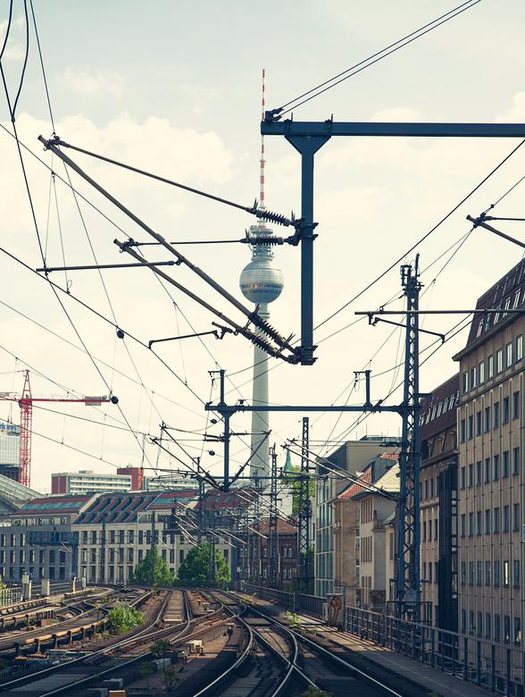 Berlijn Station Friedrichstrasse -