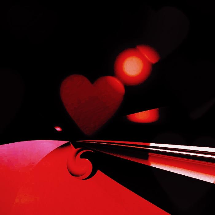 Valentijn-  - ....<br /> Mijn valentijntje is nu met speed onderweg naar.......... ?