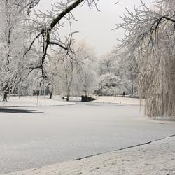 De winter is terug