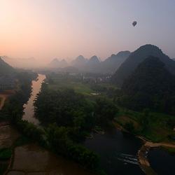 Yangshuo Balloonflight