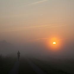 ochtend Tienhoven.