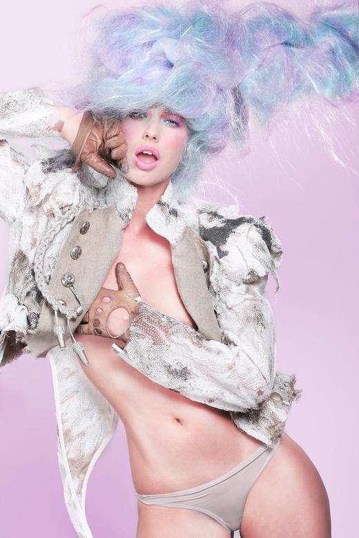 Pastels - Hair: Berni Ottjes &amp; Ilona van Hecke<br /> Mua: Kimberly Van Hoorn Mua<br /> Photography: Dennis Van Akkeren<br /> Designer: Joost Ci