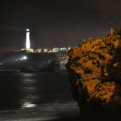 Vuurtoren Biarritz