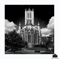 Gent - Sint Niklaaskerk