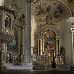 Barocke Pfarrkirche