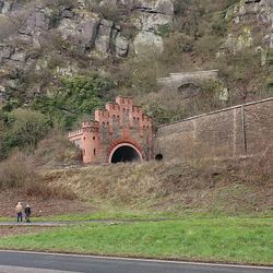 Loreley spoortunnel 1